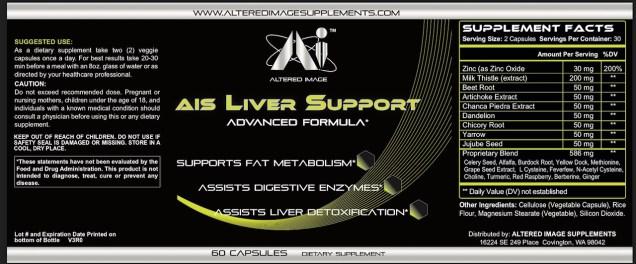 AIS Liver Support