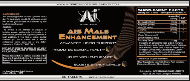 AIS Male Enhancement
