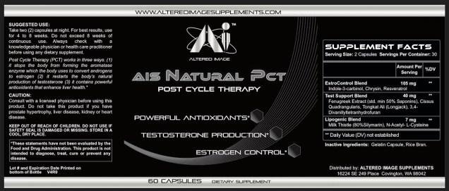 AIS Natural PCT