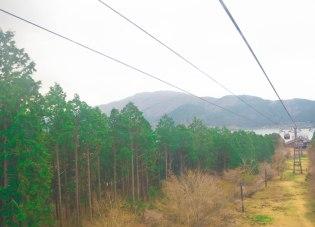 Hakone Ropeway experience!