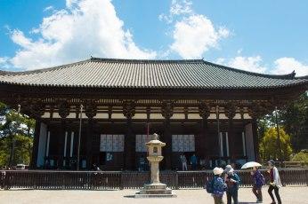 Kofuku-ji temple.