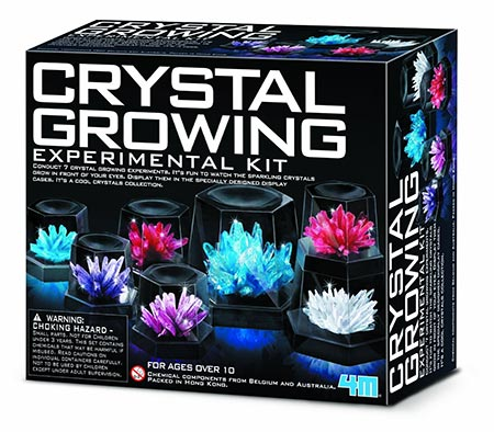 2. 4M Crystal Growing Experiment