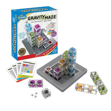 6. Gravity Maze