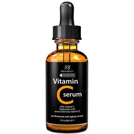 9. Vitamin C Serum for Face
