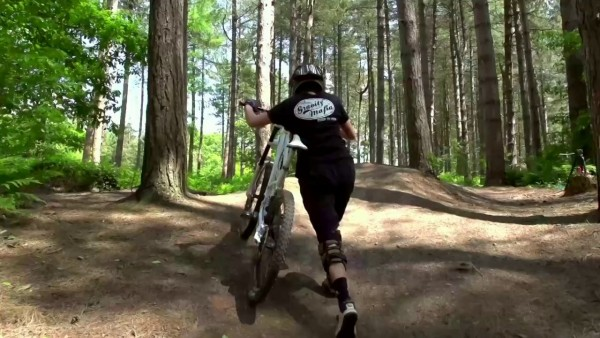 MTB – She Does It Right