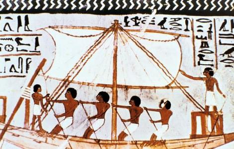 6 Ancient Egyptian Inventions we still use today - Sails