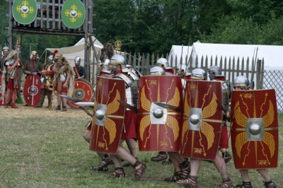 Top 10 Most Overlooked Mysteries in History - The Lost Roman Legion