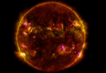 5 Year Time-lapse of the Sun by NASA