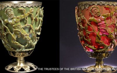 1,600-Year-Old Goblet Shows that the Romans Used Nanotechnology