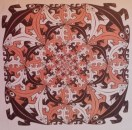 The Mathematical Art Works of MC Escher