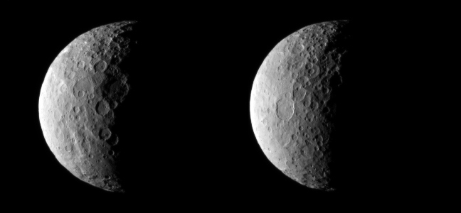 NASA Spacecraft Nears Historic Dwarf Planet Ceres