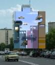 Optical illusion Murals by Mehdi Ghadyanloo