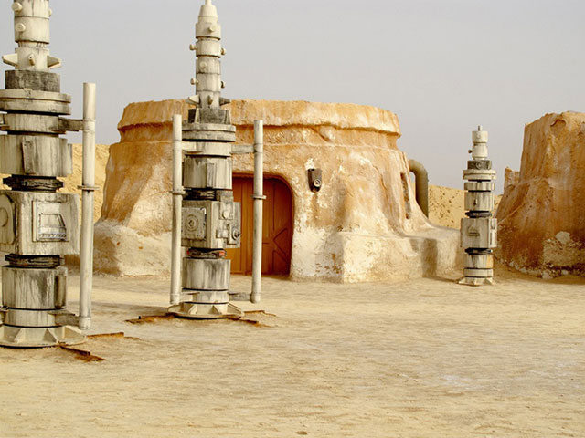 Abandoned Movie Sets You Can Still Visit Today