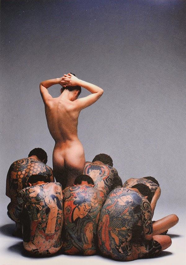 Japanese Tattoo Photos by Masato Sudo 9