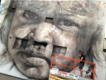Gigantic And Dazzling Graffiti Art Portraits By Guido van Helten