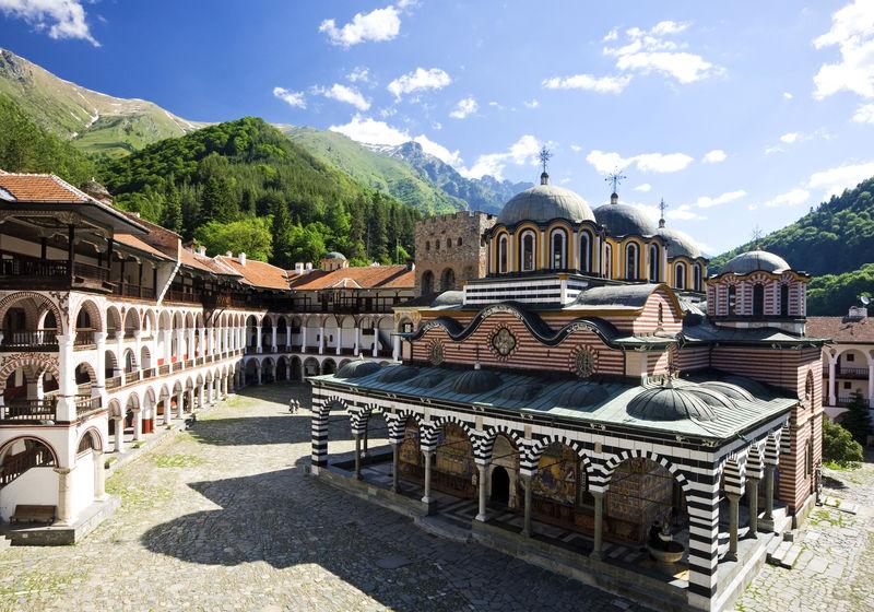 Rila Monastery – one of the symbols of Bulgaria