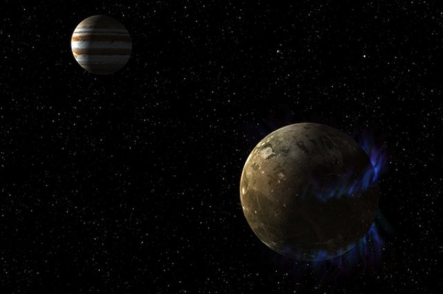 Enormous Ocean Discovered On Jupiter's Moon