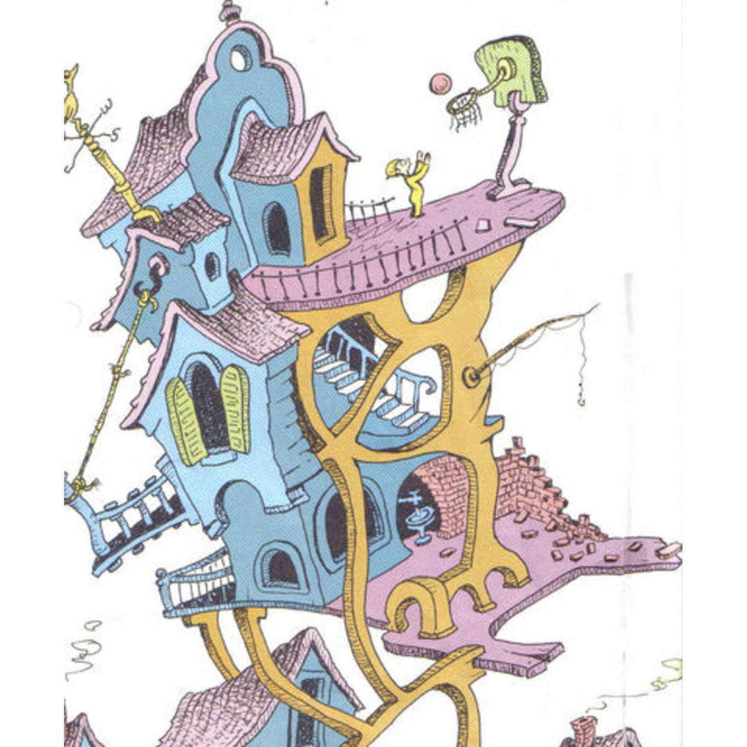 The Architecture of Dr. Seuss 1