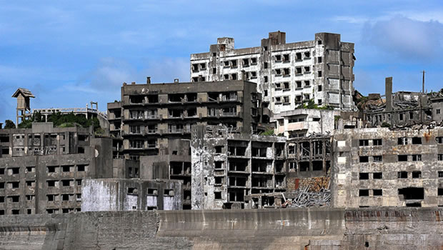 6 Famous Ghost Towns and Abandoned Cities