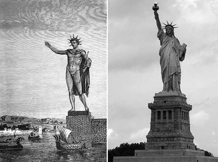 statue-of-liberty-colossus-of-rhodes