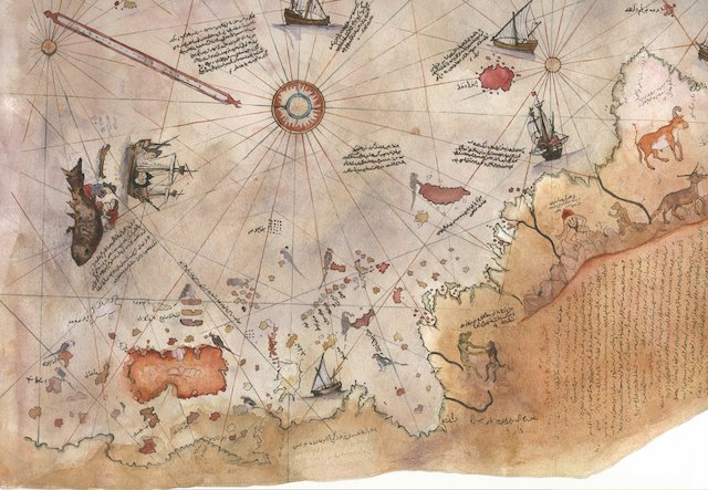 The 500 Year Old Map that Shatters the Official History of the Human Race