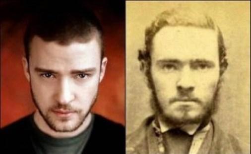 Justin Timberlake y un antigui criminal
