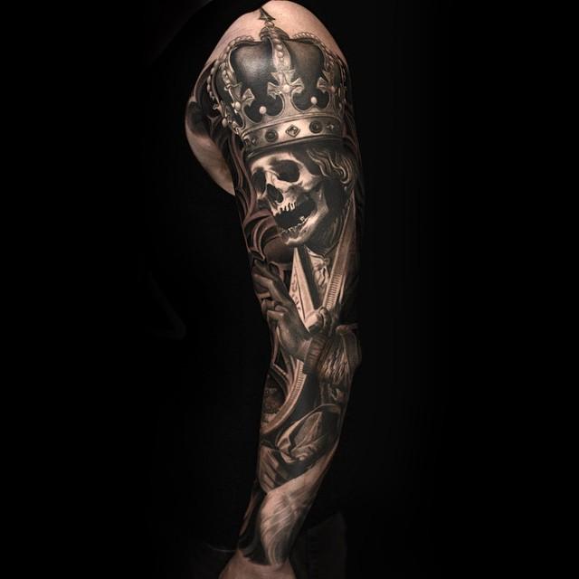 The Tattoo Art Of Nikko Hurtado 17
