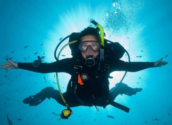 Top 10 Most Dangerous Sports in the World - Scuba diving