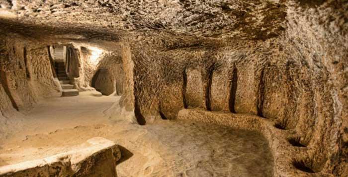 Huge 5,000-Year-Old Underground City Discovered in Turkey