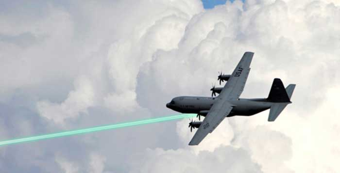 Starwars one step closer: DARPA 's 'death ray' to begin field tests