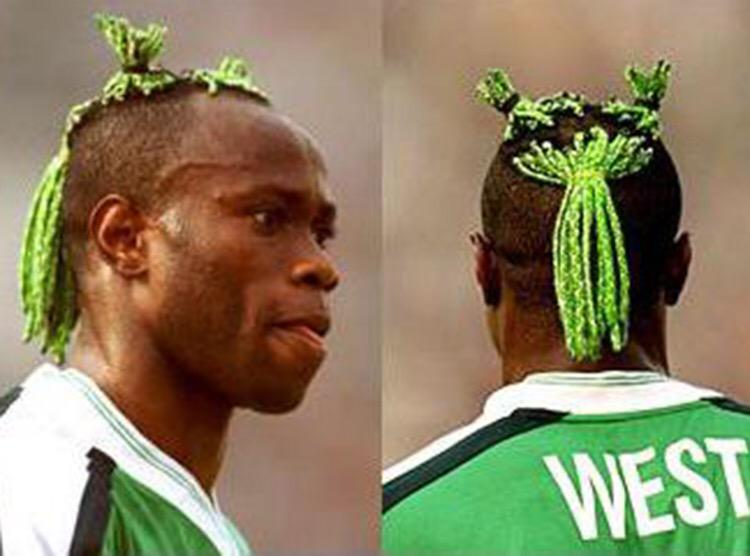 The 10 Worst Hairstyles In Football