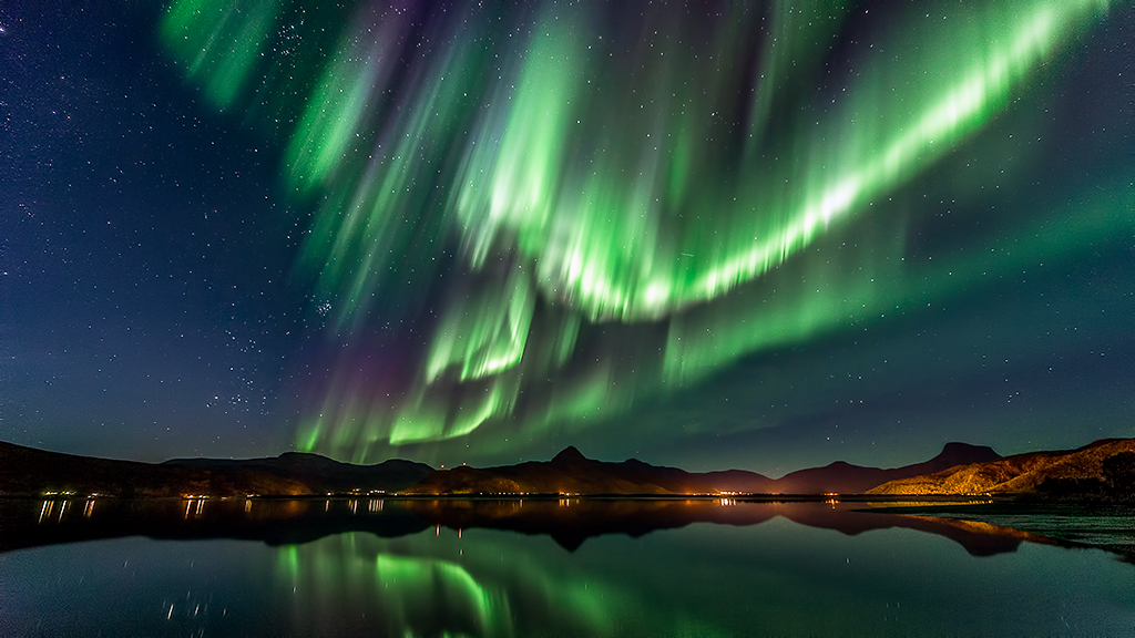 """Aurora """"The most beautiful natural show"""""""
