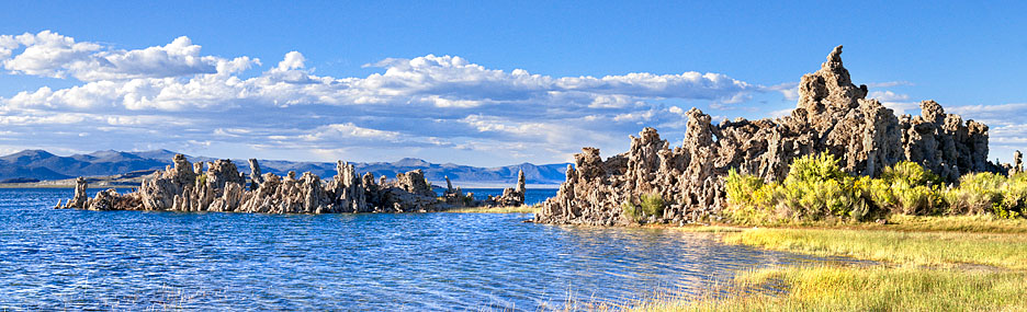 Tufa Towers of Mono Lake, California
