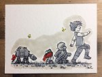 Winnie The Pooh And Friends awaken as Star Wars Characters
