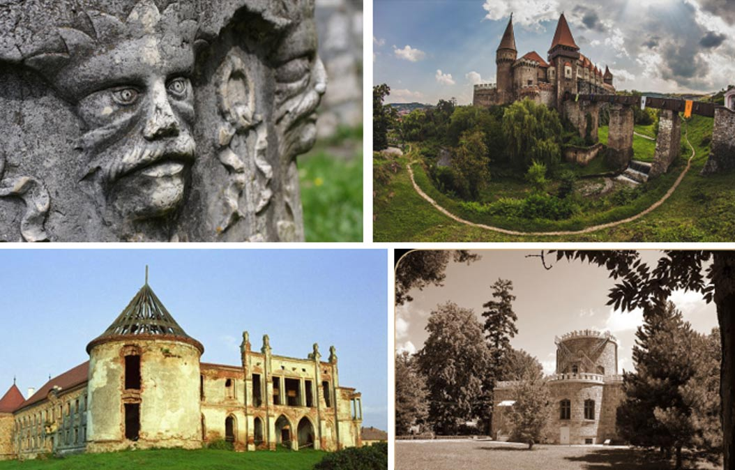 Paranormal Activity at Haunted Castles in Romania