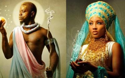 Remarkable Images of African Orisha Deities