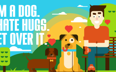 Dog Psychology: Stop Trying To Hug Your Dog