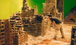 20 Famous Movie Scenes Created With Miniature Models