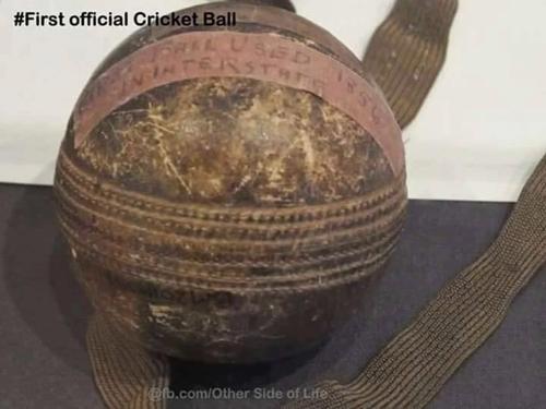 world-firsts-official-cricket-ball