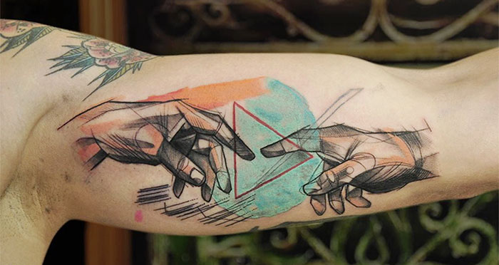 Classical Art Inspired Tattoos That Will Blow Your Mind