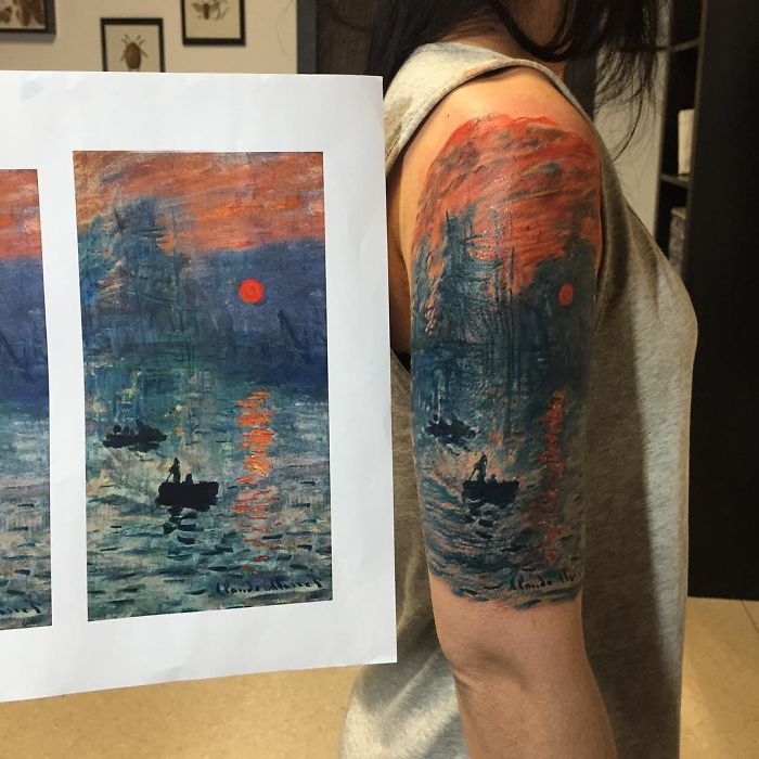 monet-tattoo
