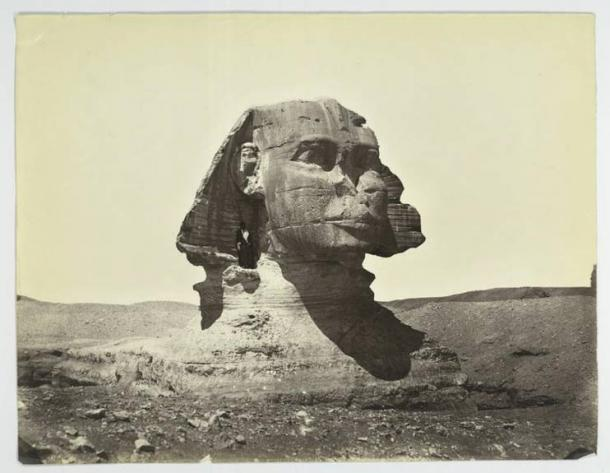 Great-Sphinx-in-1867