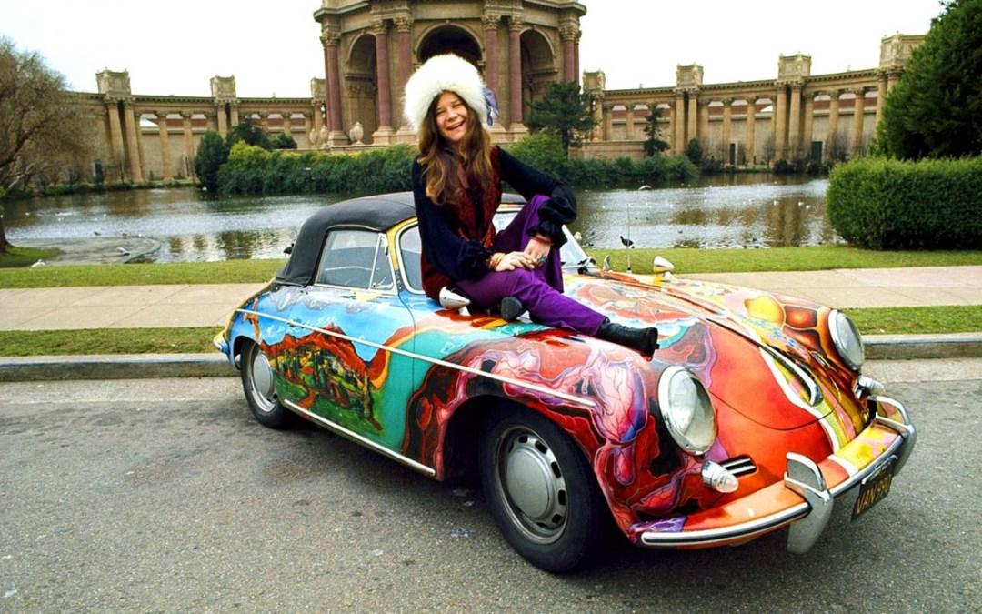 Classic Rock Stars Cars