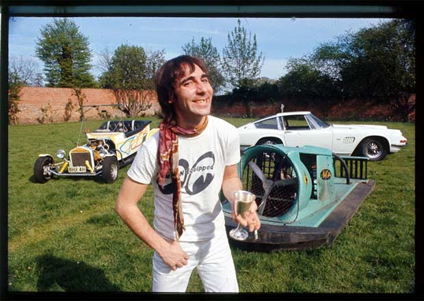 Rock Stars Cars - 22. Keith Moon – AC 428