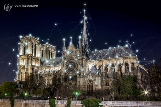 BlockShow Launches Crypto Fundraising Campaign for Notre Dame Reconstruction