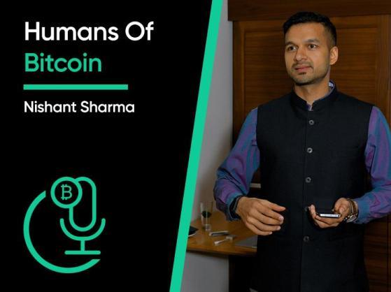 Bitmain's Nishant Sharma Talks China and Crypto in the Humans of Bitcoin Podcast