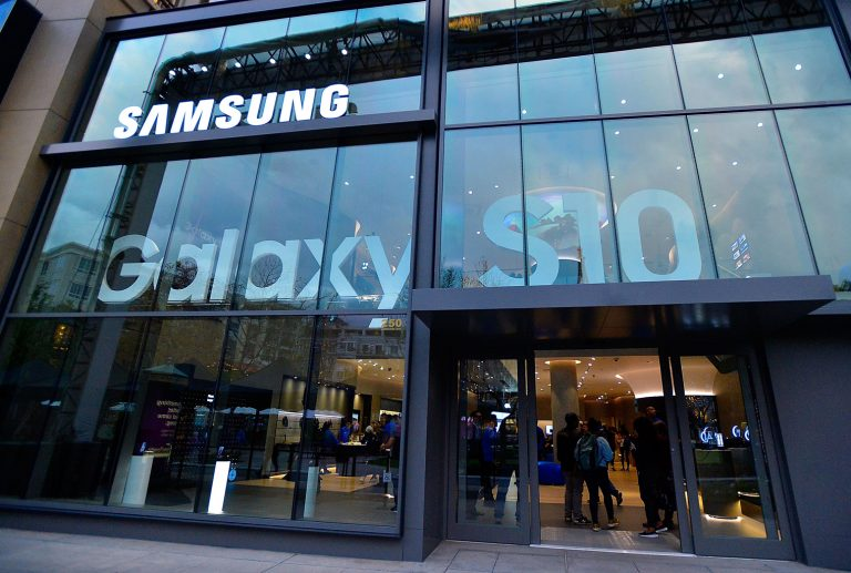 Samsung Adds Bitcoin Support to Its Blockchain Keystore