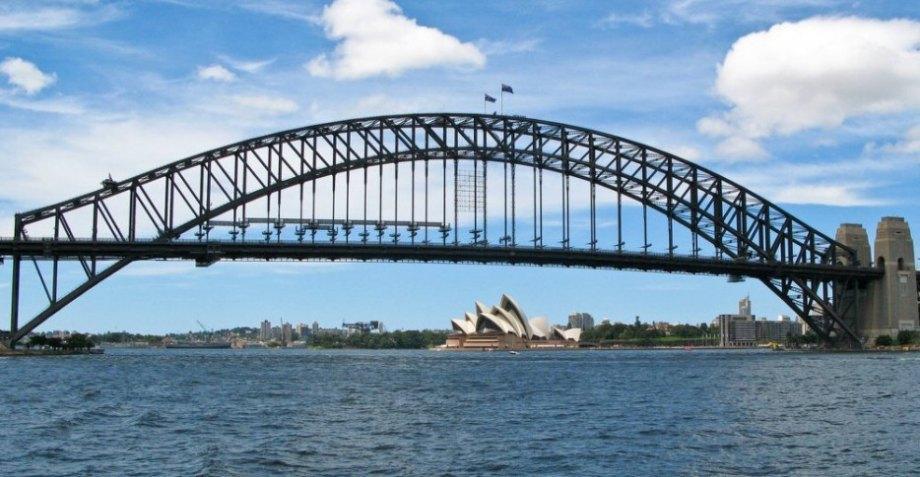 Harbor Bridge Climb in Sydney, Australia