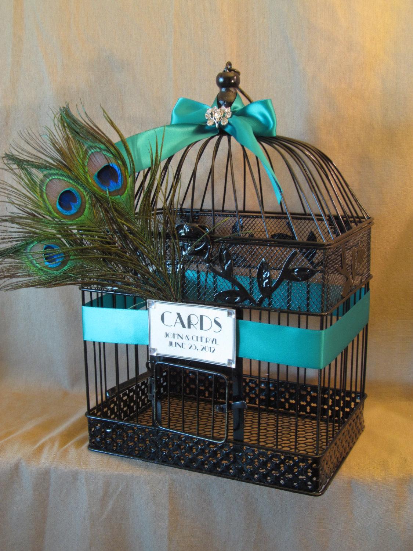 peacock bird cages  AlternaBrides
