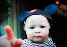 Koen & mouse ears